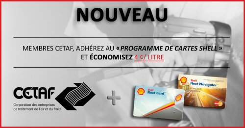 offre SHELL exclusive